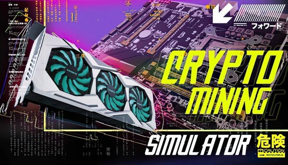 จำลองการเป็นเจ้าของเหมืองขุดเหรียญคริปโตฯ ไปกับ Crypto Mining Simulator วางจำหน่ายบน Steam ในราคา 189 บาท