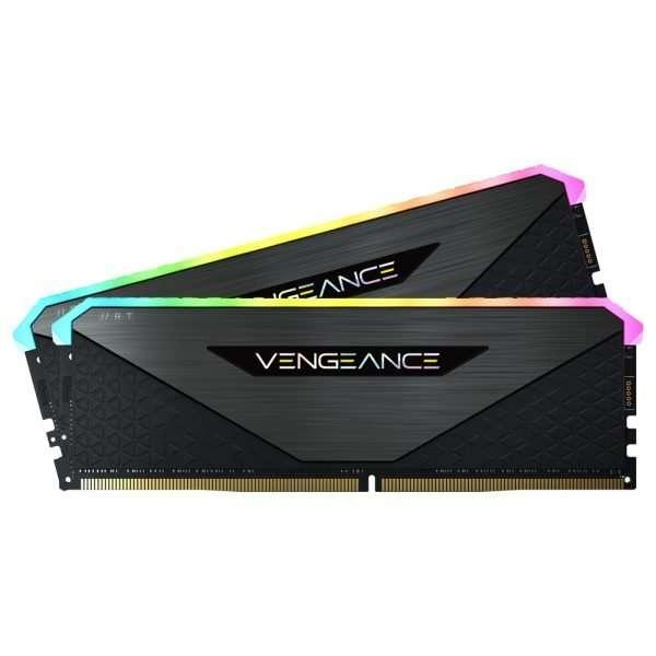 RAM-PC-DDR4-16GB-3200MHz-CORSAIR-VENGEANCE-RGB-RT---BLACK-(8GBx2)-1